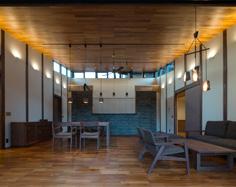 新築リビング・ダイニング・キッチン写真