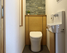 子世帯のトイレ