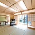 日本的な造りの親世帯写真